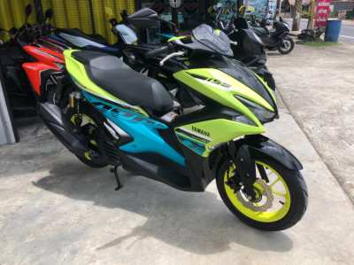 Yamaha Aerox 155cc