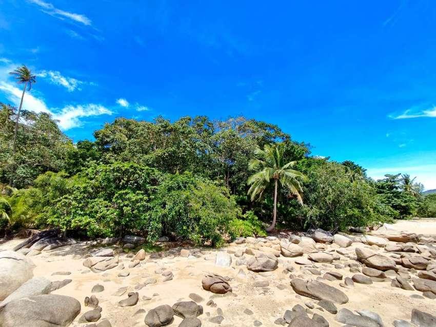 Land next to the sea, Koh Phangan