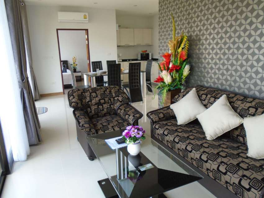 Luxury 3 bedroom house, located at Phoenix Gold Golf Club.