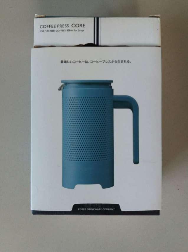 New Rivers Coffee Press Core