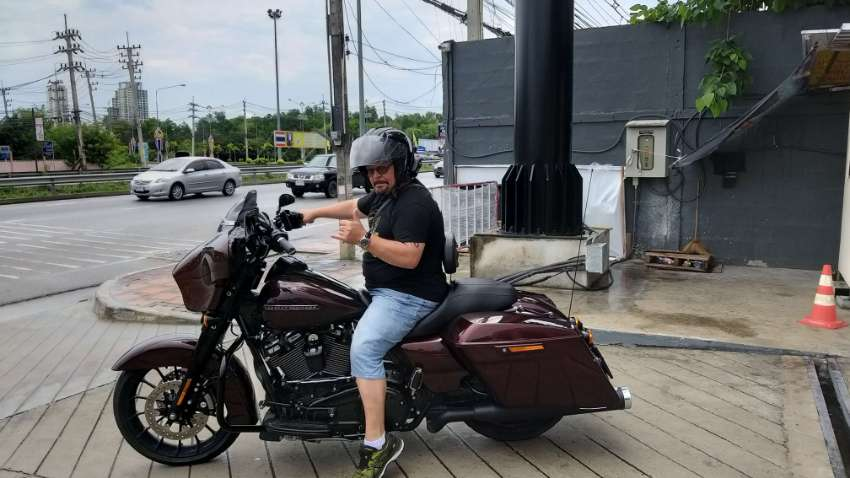 Streetglide Special 2018
