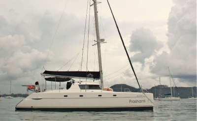 Fountaine Pajot  Belize 43  2005 - Prashanti  Sailing Catamaran