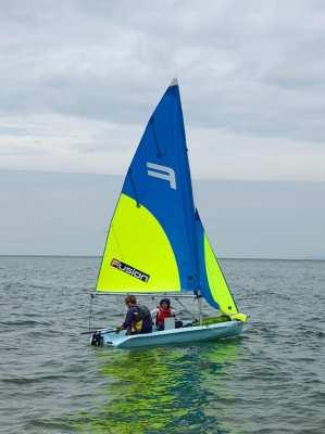 FUSION sailing dingy