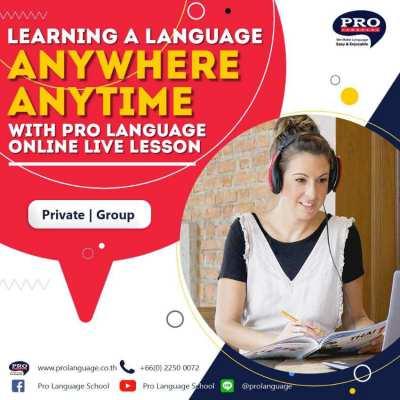 Online Thai course