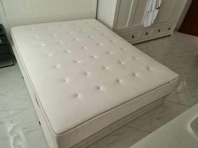 Mattress HOKKASEN 150x220 cm - almost unused from IKEA