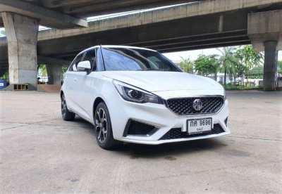 2018 MG3 1.5 V Sunroof i-Smart auto