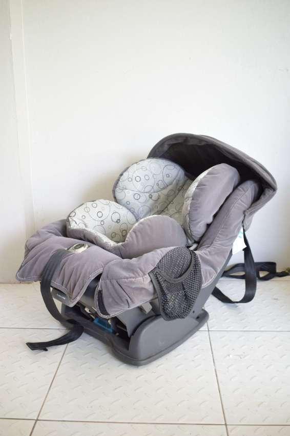 BABY CHILD CAR SEAT BRITAX SAFE-N-SOUND MERIDIAN AHR TILT & ADJUST