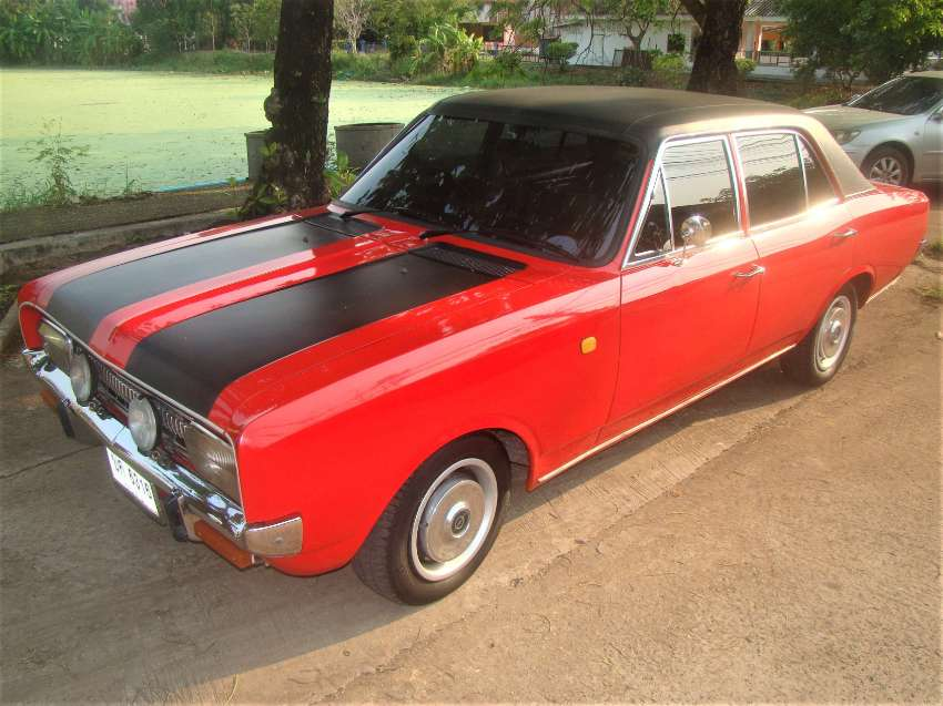 Opel Commodore Vintage 1970 in very nice condition