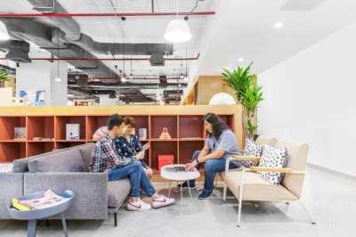 [Hot Deal] Rent 1 year, get ฿3,000: Service Office at MRT Sam Yan