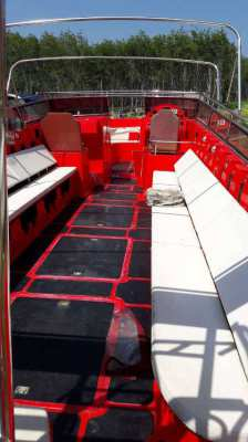 Diving speedboat for sale (only 200.000 THB)