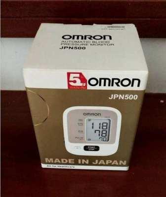 OMRON JPN500 Blood Pressure Monitor