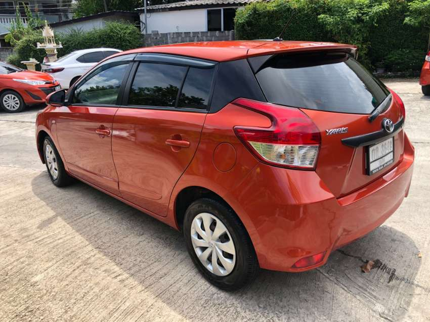 Toyota Yaris 2014 A/T
