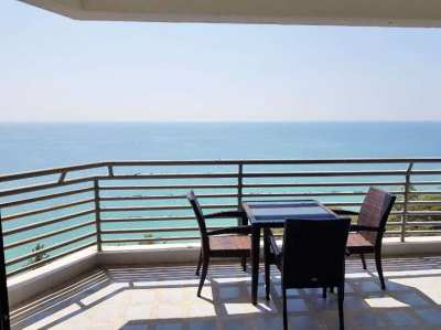 Amazing ocean views from the 19th floor of The Royal Rayong