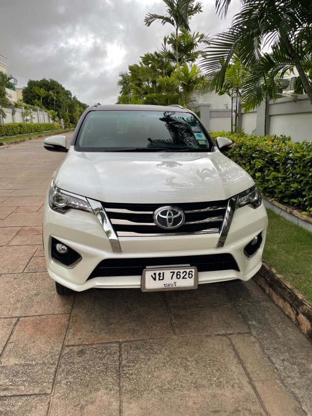 2016 Toyota Fortuner 2.8 TRD