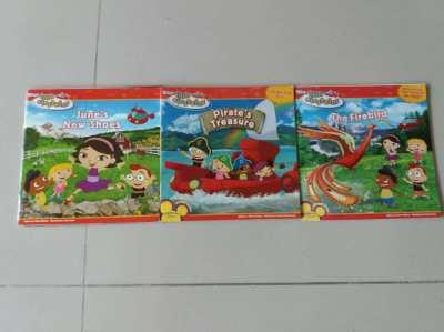 Disney's 3 Little Einsteins Kids Books
