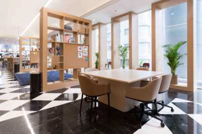 [Hot Deal] Rent 1 year, get ฿3,000: Service Office at Empire Tower