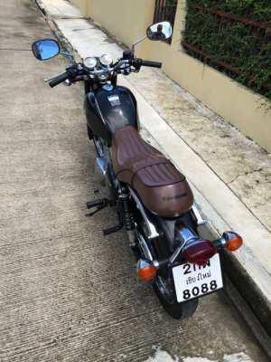 • Kawasaki W250 • Retro Classic Bike • 2019 •