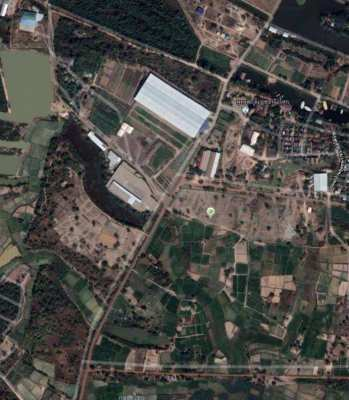 Land for sale in Phutthasat Thani (61 Rai) Owners Post