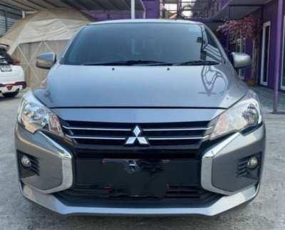 2021 new model Mitsubishi Attrage auto for RENT in Hua Hin