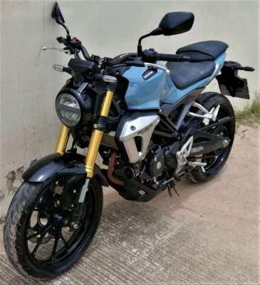 07/2020 Honda CB-150R 6.xxxkm 49.900 ฿ EasyFinance by shop
