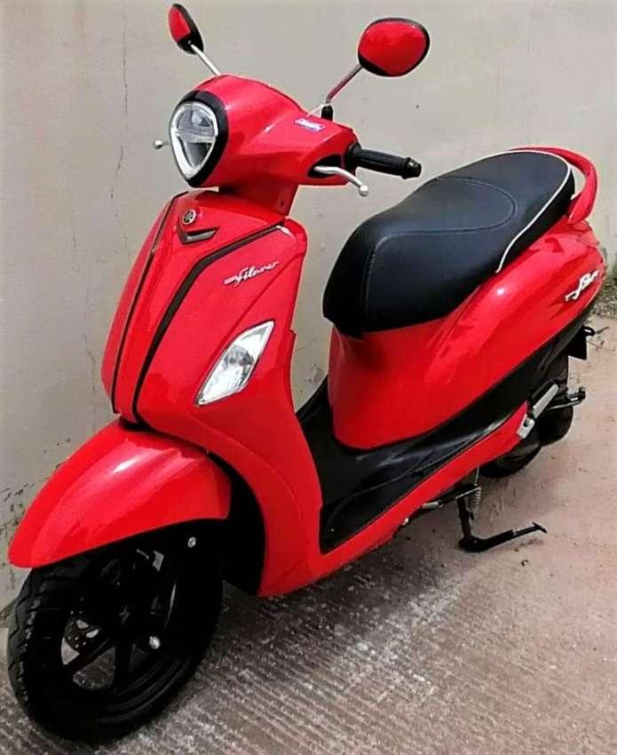 05/2020 Yamaha Grand Filano Hybrid 2xxxkm 47.900 ฿ Easy Finance  shop
