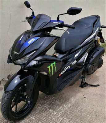 02/2021 Yamaha Aerox 155 2.xxx km 49.900 ฿ Easy Finance by shop