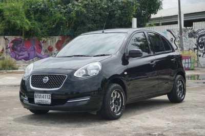 ขายด่วน Nissan March Limited Edition รุ่น EL ปี 2013