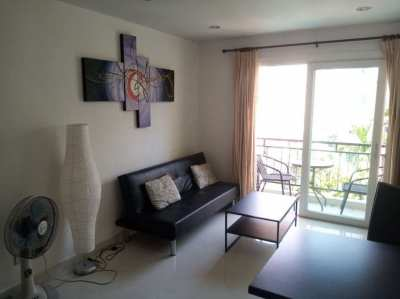 Well maintained condo to let!