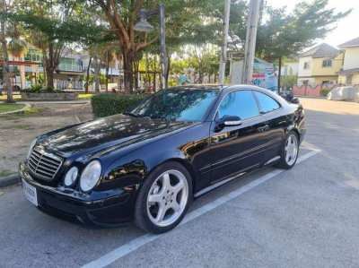 Benz clk230 cupe for sale