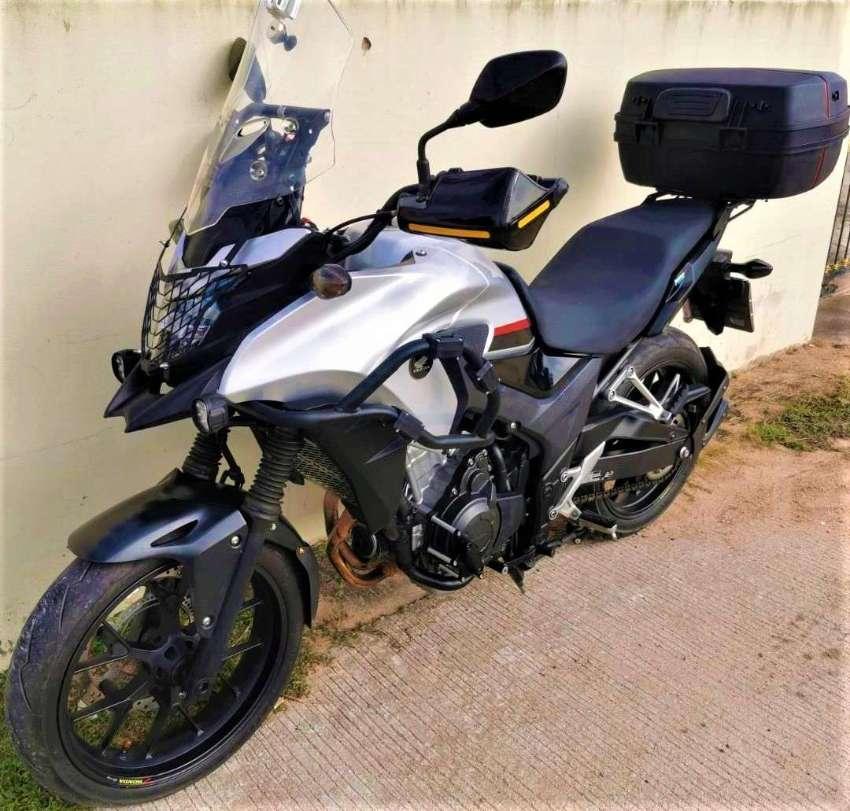 06/2018 Honda CB500X 114.900 ฿ Easy Finance by shop