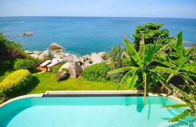 Ocean Front Kata Villa
