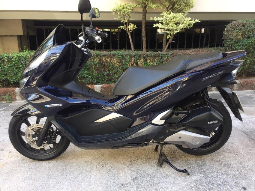 Honda Pcx Hybrid 2019