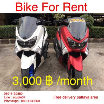 Nmax for rent