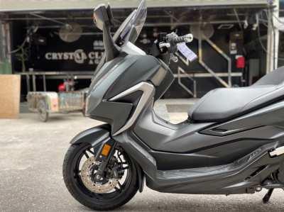 2020 HONDA FORZA 350 ABS