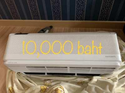 Samsung Inverter 12,000 btu มือสอง