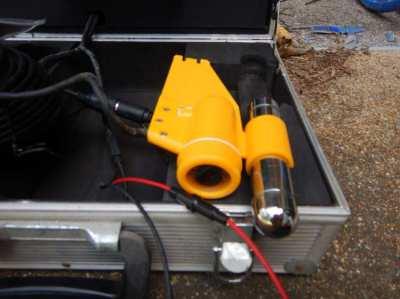 Underwater Camera system Waeco PerfectView RV