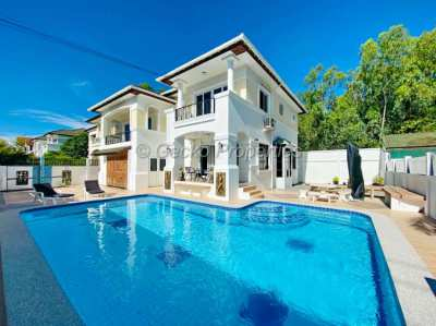Huge 4 Bed 3 Bath House with Private Pool for Sale