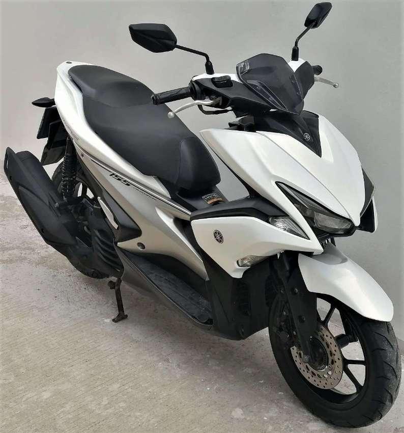 04/2017 Yamaha Aerox 155 TOP 36.900 ฿ Easy Finance by shop