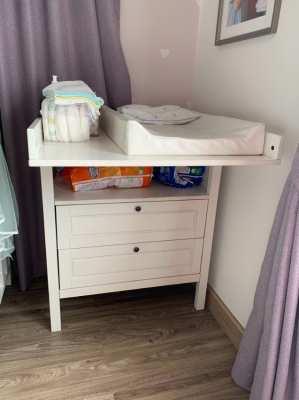 IKEA Sundvik Changing Table