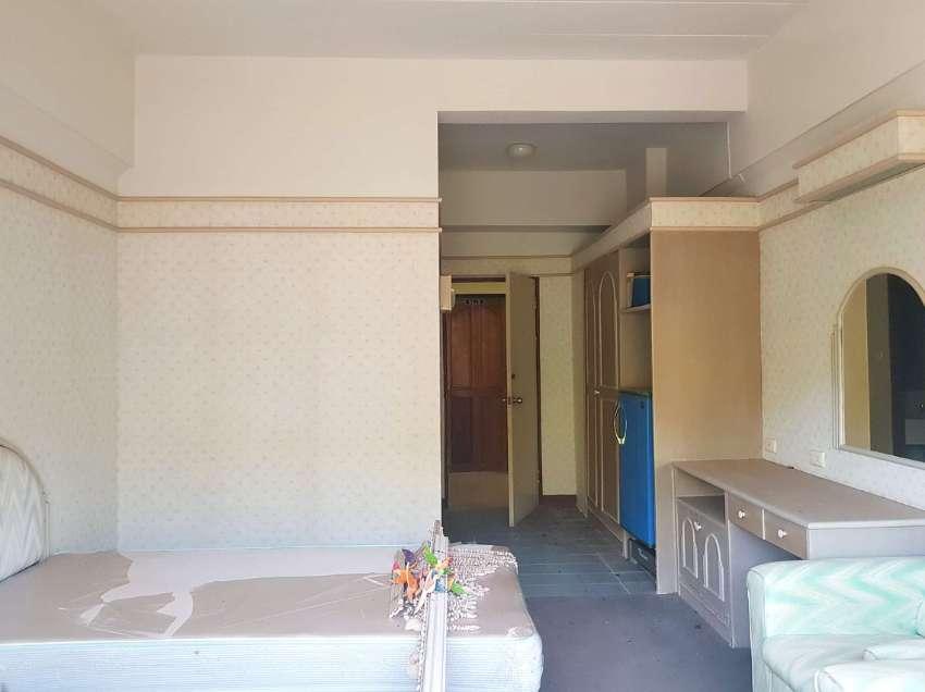 595,000 THB, Super price for this beach condo on Mae Ramphueng beach.