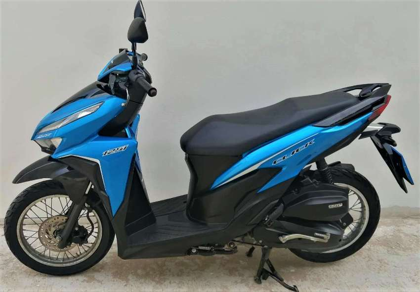 11/2018 Honda Click 125 - 36.900 ฿ Finance by shop