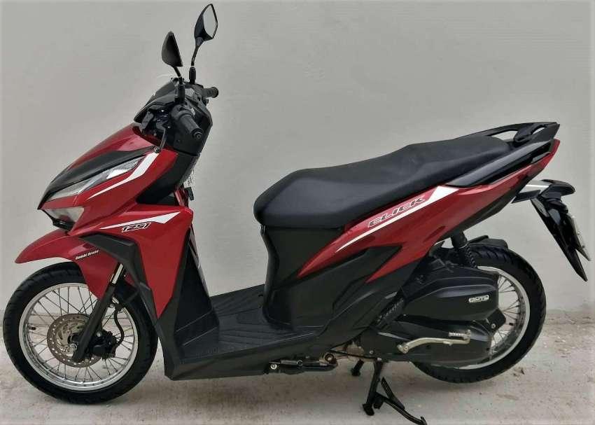 04/2020 Honda Click 125 - 39.900 ฿ Finance by shop