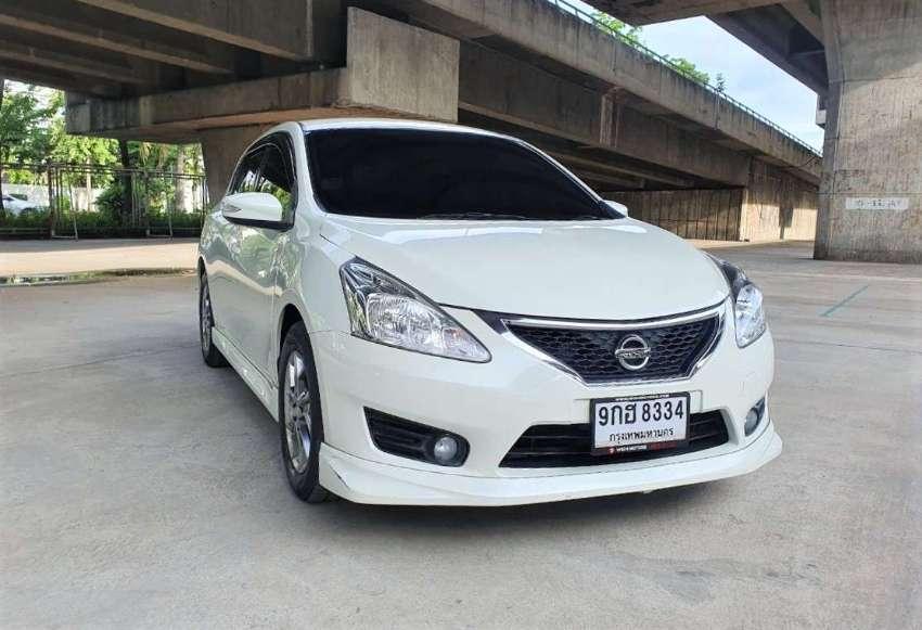Nissan Pulsar 1.6 SV auto
