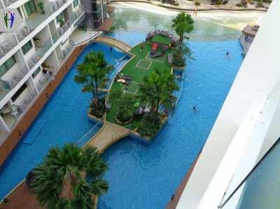 Condo Laguna beach for Rent Jomtien Pattaya 4,000 Baht