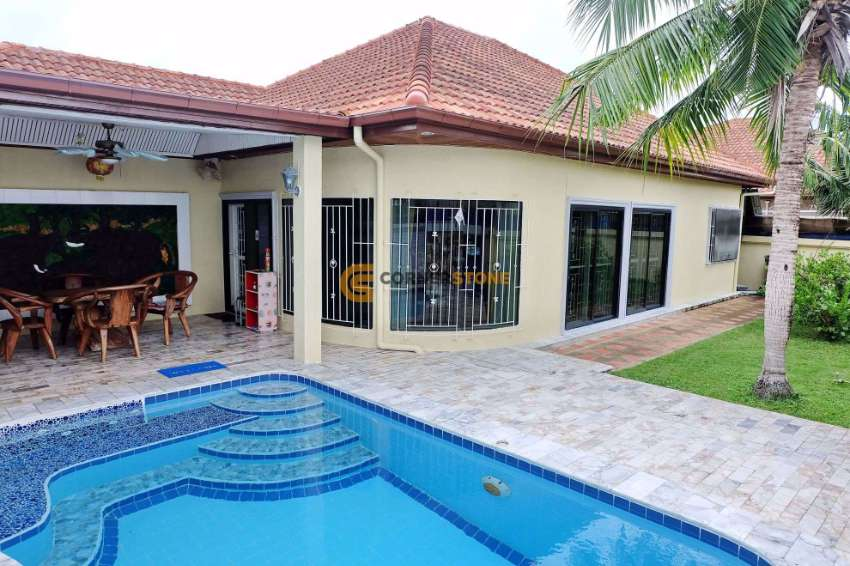 #H002569 Private Pool house in East Pattaya @3,990,000 Baht