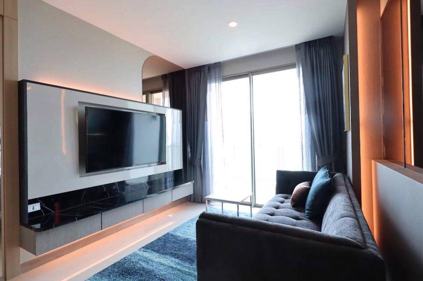 Luxury 2 Bedrooms Condo For Rent in Jomtien