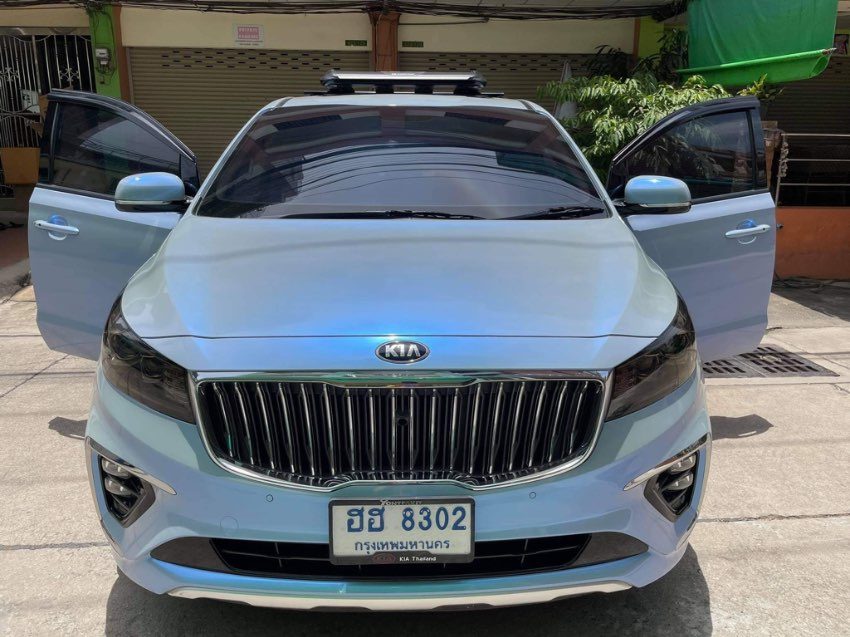 For Sale Kia Grand Carnival Top model SXL 2019  Many Extra options ,