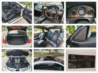 E350 Benz E-Coupe W207 AMG Diesel