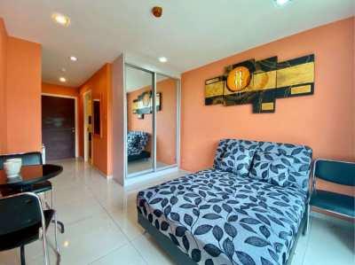 HOT!!! Studio with Garden View, Pratumnak, 23 sq.m