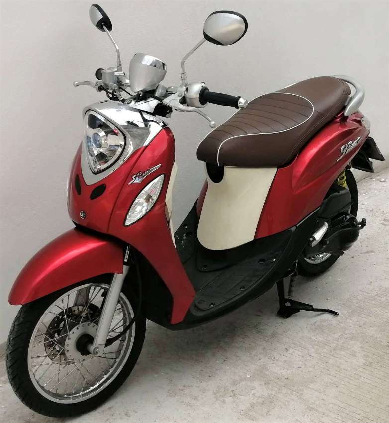 07/2020 Yamaha Fino 5xxxkm 38.900 ฿ Easy Finance by shop